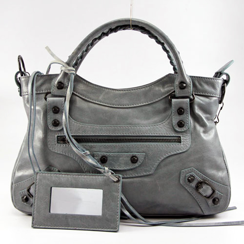 grey designer handbag l.a.m.b. handbag michael kors handbag italian designer handbag