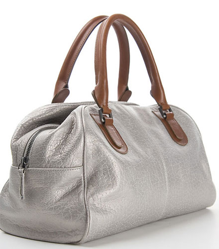 silver designer handbag affordable designer handbag designer shoulder bag grey designer handbag