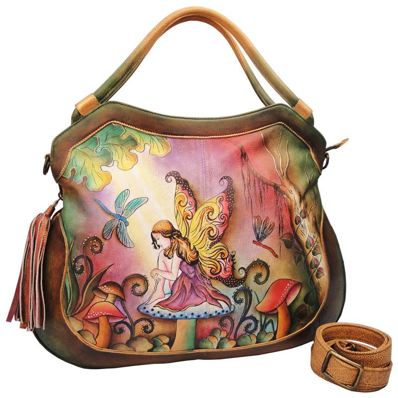anuschka handbags rosetti handbags handbags for women crossbody handbags