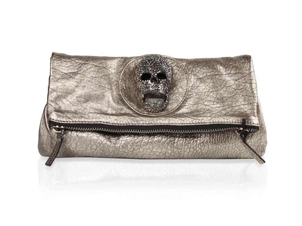 skull purse wallet purse mk purse