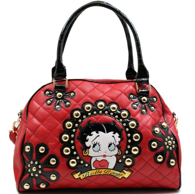 Betty Boop Leather Backpack Review