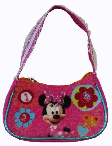 minnie mouse purse brown leather purse satchel purse womens purse