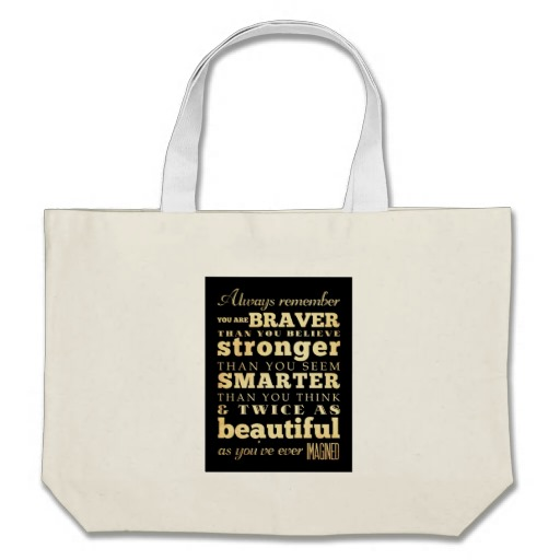 inspirational tote bag tote bag plastic tote bag small tote bag