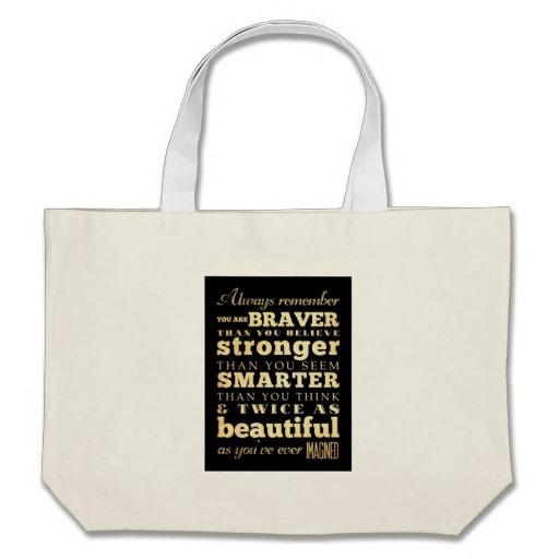 inspirational tote bag tote bag plastic tote bag small tote bag