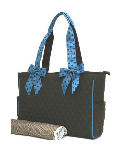 Wholesale quilted diaper bags e3d82dada34c4